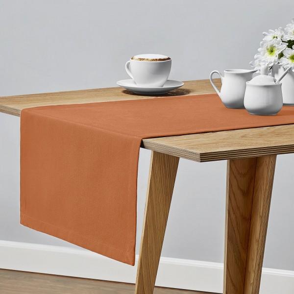 Falbana do stołów róż blady Standard Gładki