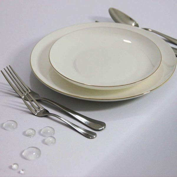 Obrus plamoodporny Prestigio Classic Biały
