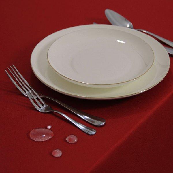 Obrus plamoodporny Prestigio Classic Czerwony