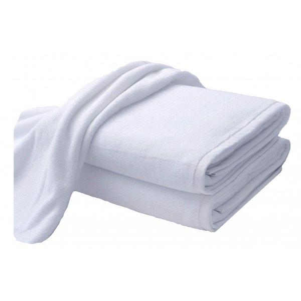 RĘCZNIK HOTELOWY SOFT 495-01 70x140 biały 650GSM
