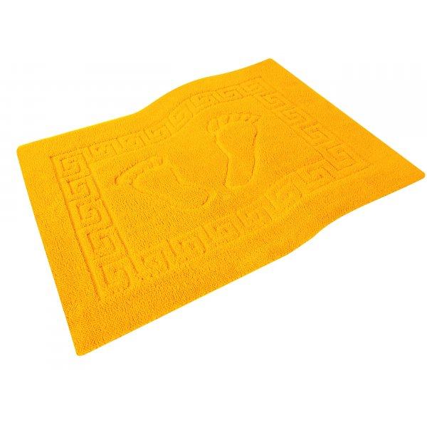 Dywanik łazienkowy ANTYPOŚLIZGOWY 50x70 210-05 żółty