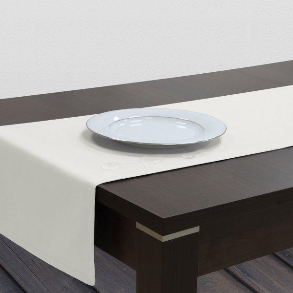 Bieżnik plamoodporny na stół PROFESSIONAL GS 160-02 ecru