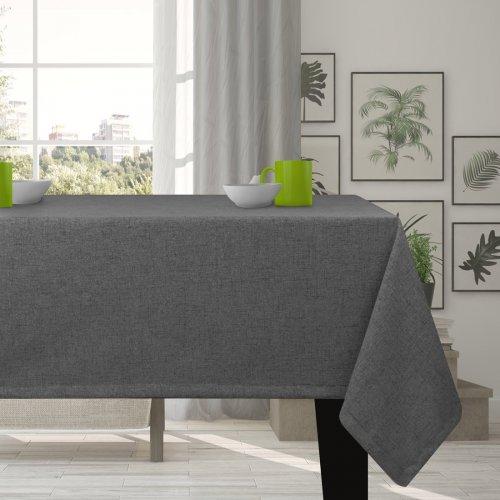 Obrus na stół VERONA 177-86 grey