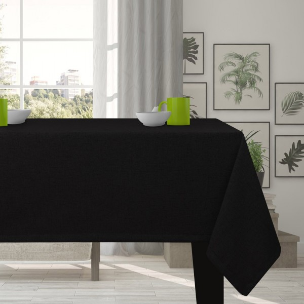 Obrus na stół VERONA 177-34 black