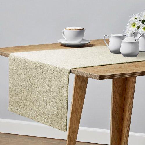 Bieżnik na stół VERONA 177-03 beige