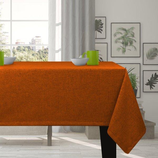 Obrus na stół VERONA 177-148 curry