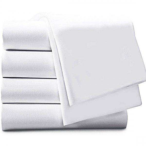 Prześcieradło MEDICAL 200 140x200 477-01 biały