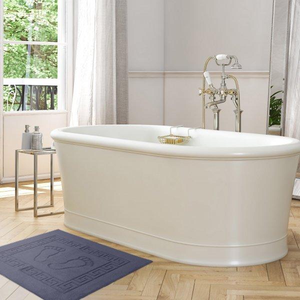 Dywanik łazienkowy ANTYPOŚLIZGOWY 50X70 210-94 grafit