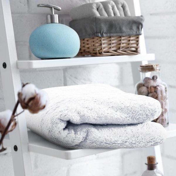 HOTELOWY RĘCZNIK 70x140 biały 500GSM