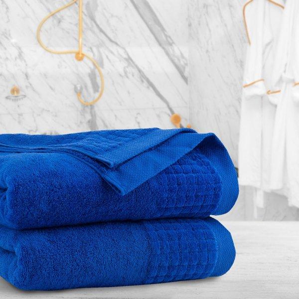 Ręcznik frotte PAOLO 50x90 323-71szafir