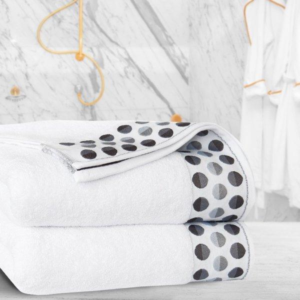 Ręcznik frotte Zwoltex ZEN 50x90 322-01 biały