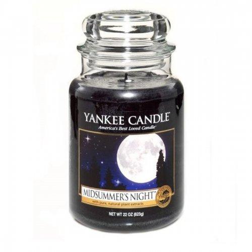 Świeca zapachowa Yankee Candle MIDSUMMER'S NIGHT duży słoik