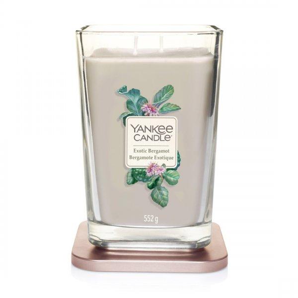 Świeca zapachowa Yankee Candle EXOTIC BERGAMOT duży wazon